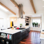 Custom kitchen remodel Sonoma California villa