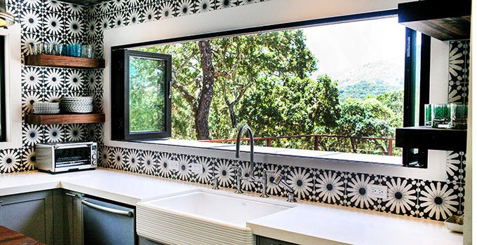 Custom kitchen remodel Glen Ellen CA